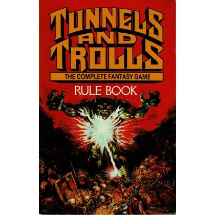 Tunnels and Trolls - Rule Book (jdr Corgi Books en VO) 001