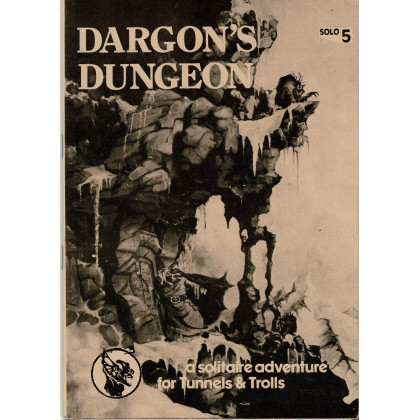 Dargon's Dungeon - Solo Dungeon 5 (jdr Tunnels & Trolls Flying Buffalo en VO) 001