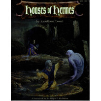 Houses of Hermes (jdr Ars Magica 4e édition en VO)