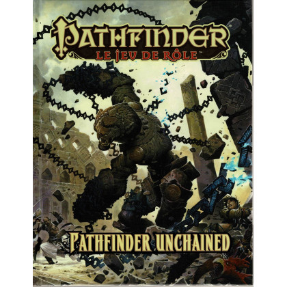 Pathfinder Unchained (jdr Pathfinder de Black Book en VF) 002