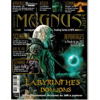 Magnus Jdr N° 5 (magazine de jeux de rôle en VF)