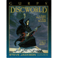 Discworld (jdr GURPS Rpg First edition en VO) 001