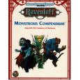 Monstrous Compendium - Appendix III Creatures of Darkness (jdr AD&D 2e édition - Ravenloft n VO) 001