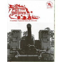 Landships! - Infernal Machines - Expansion Game for 1915-1933  (wargame Clash of Arms en VO) 001