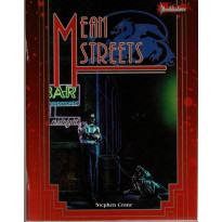 Mean Streets & Gamemaster Screen (jdr Bloodshadows en VO)