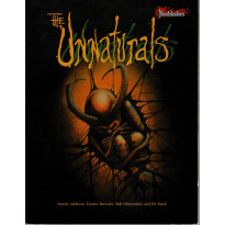 The Unnaturals (jdr Bloodshadows en VO)