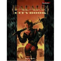 Padarr Citybook (jdr Bloodshadows en VO)