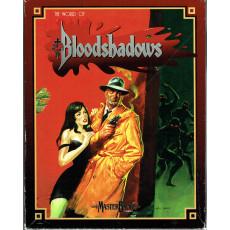 The World of Bloodshadows - Boîte de base (jdr Bloodshadows en VO)