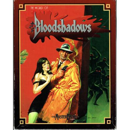 The World of Bloodshadows - Boîte de base (jdr Bloodshadows en VO) 001