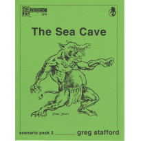 The Sea Cave (jdr Runequest Second Edition de Chaosium en VO)