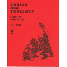 Trolls and Trollkin (jdr Runequest 2nd Edition de Chaosium en VO)