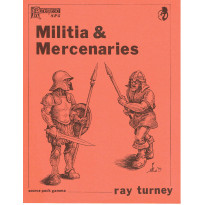 Militia & Mercenaries (jdr Runequest 2nd Edition de Chaosium en VO)