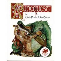 Runequest - Livre de base V2 Classic Edition (jdr Anniversaire de Chaosium en VO)