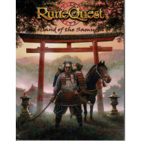 Land of the Samurai (jdr Runequest IV de Mongoose Publishing en VO)