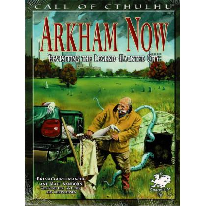 Arkham Now (Rpg Call of Cthulhu en VO) 002