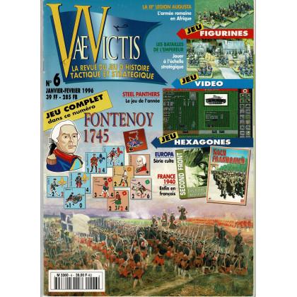 Vae Victis N° 6 (La revue du Jeu d'Histoire tactique et stratégique) 003