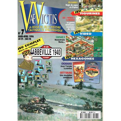 Vae Victis N° 7 (La revue du Jeu d'Histoire tactique et stratégique) 003
