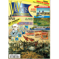 Vae Victis N° 8 (La revue du Jeu d'Histoire tactique et stratégique)