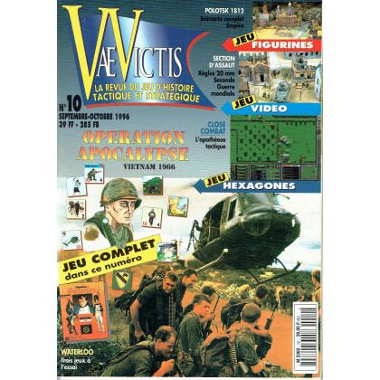 Vae Victis N° 10 (La revue du Jeu d'Histoire tactique et stratégique) 004