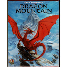 Dragon Mountain - Deluxe Boxed Set (boîte jdr AD&D 2 en VO)