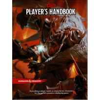 Player's Handbook (jdr Dungeons & Dragons 5 en VO) 004