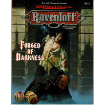 Forged of Darkness (jdr AD&D 2nd edition - Ravenloft en VO)