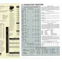 Screen & Booklet (jdr Runequest 2nd Edition de Chaosium en VO)