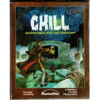 Chill - Adventures into the Unknown (jdr boîte de base 1ère édition en VO)