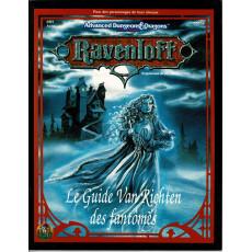 RR5 Van Richten's Guide to Ghosts (jdr AD&D 2e édition - Ravenloft en VO)