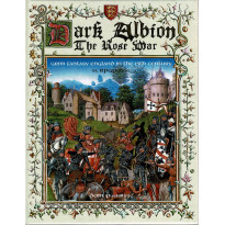Dark Albion - The Rose War (livre de base jdr de Dom Publishing en VO)