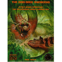 The God-Seed Awakens (jdr OSR - Dungeon Crawl Classics Rpg en VO)
