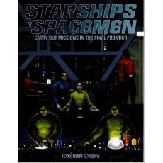 Starships & Spacemen - Livre de base (jdr OSR - Labyrinth Lord en VO)