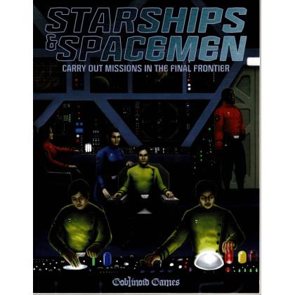 Starships & Spacemen - Livre de base (jdr OSR - Labyrinth Lord en VO) 001