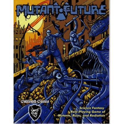 Mutant Future - Livre de base (jdr OSR - Labyrinth Lord en VO) 001