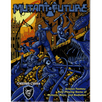 Mutant Future - Livre de base (jdr OSR - Labyrinth Lord en VO)