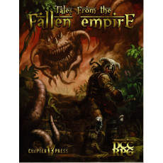 Tales from the Fallen Empire (jdr OSR - Dungeon Crawl Classics Rpg en VO)