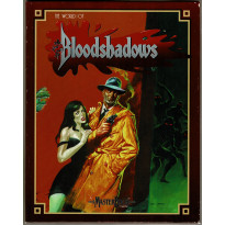 The World of Bloodshadows - Boîte de base (jdr Bloodshadows en VO)