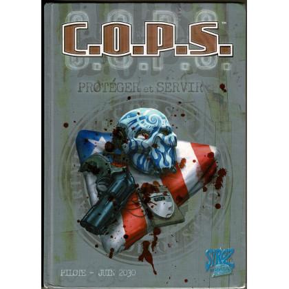 C.O.P.S. - Pilote - Juin 2030 (Livre de base jdr 1ère édition en VF) 007