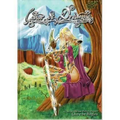 Coeur de Dréanne - Livre de Règles (jdr éditions Promachos en VF) 001
