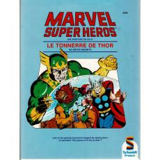 Le Tonnerre de Thor (jdr Marvel Super Héros de Schmidt France en VF)