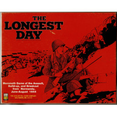 The Longest Day - Edition 1980 (wargame Avalon Hill en VO)