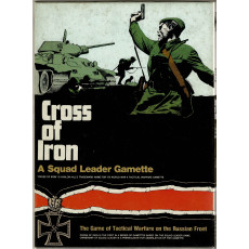 Cross of Iron - A Squad Leader Gamette (wargame Avalon Hill en VO)