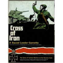 Cross of Iron - A Squad Leader Gamette (wargame Avalon Hill en VO) 001