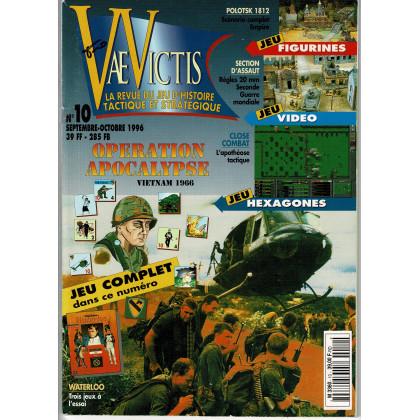 Vae Victis N° 10 (La revue du Jeu d'Histoire tactique et stratégique) 005