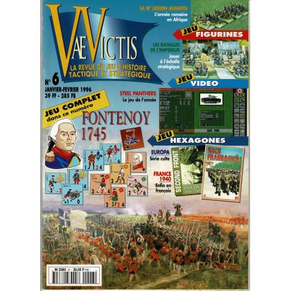 Vae Victis N° 6 (La revue du Jeu d'Histoire tactique et stratégique) 005