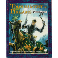 Tournament of Dreams (Rpg Pendragon de Chaosium en VO) 002