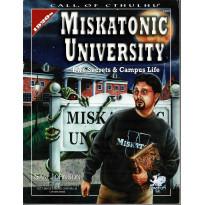 Miskatonic University (Rpg Call of Cthulhu 1920s en VO) 002