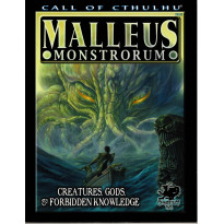 Malleus Monstrorum (Rpg Call of Cthulhu V6 en VO)