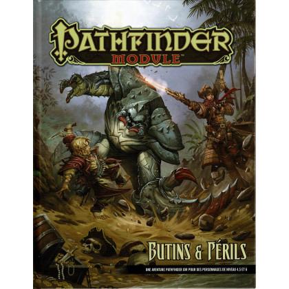 Butins & Périls (jdr Pathfinder Module en VF) 002