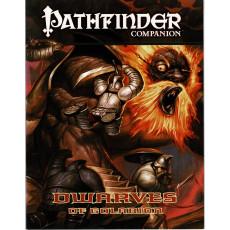 Dwarves of Golarion (jdr Pathfinder Companion en VO)